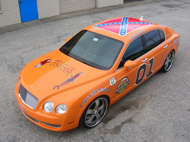 the general lee takes - photo #6