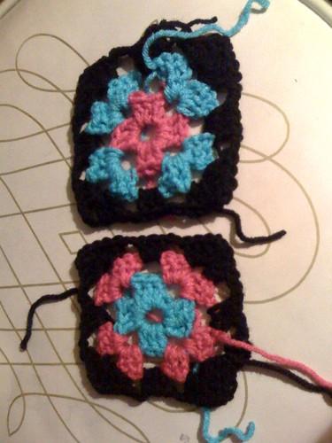Master of crochet!