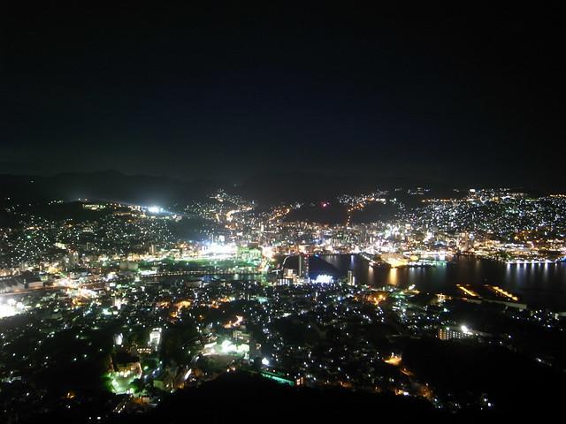 Mt. Inasa Observatory - 稲佐山展望台 - 無料写真検索fotoq