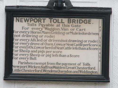 Newport Tolls