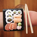 Miniature Food - Sushi