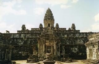 Angkor, Roluos Group, Bakong