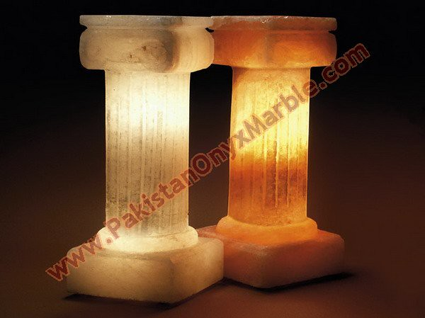 Salt Lamps From Poland : crafted-salt-lamps-balls-pyramids-egg-cube-01 Flickr - Photo Sharing!