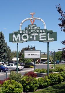 Boulevard Motel, Boise, ID