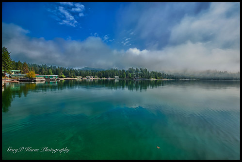 Flathead Lake , Montana by Gary P Kurns Photography