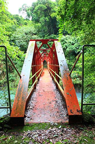 2Z34小烏來風景特定區-鐵橋
