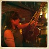 Just Another Folk Singer with one of her Daisy Rock Guitars 07.01.11 – Teh