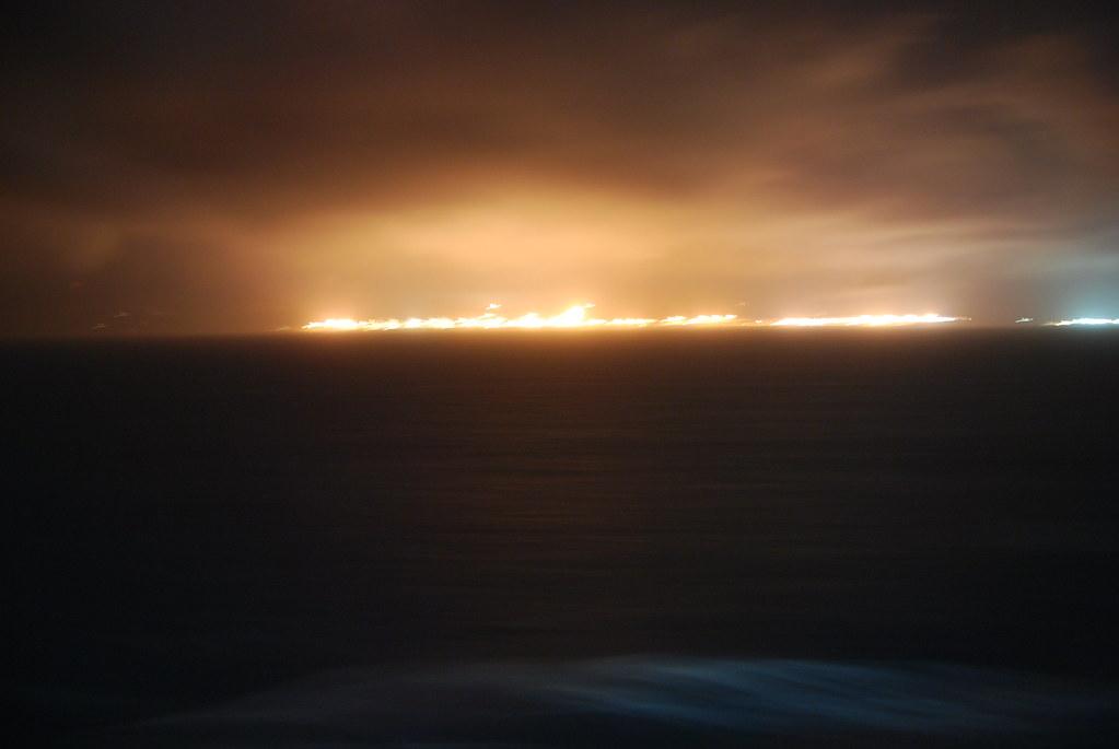 Passaggio di notte