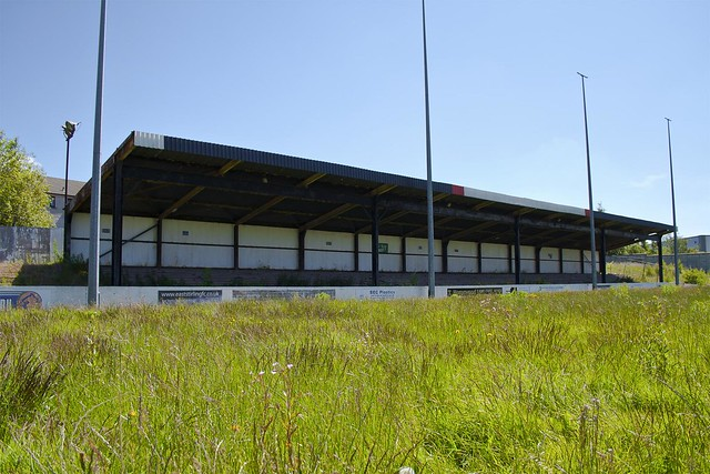 Firs Park Standing Area