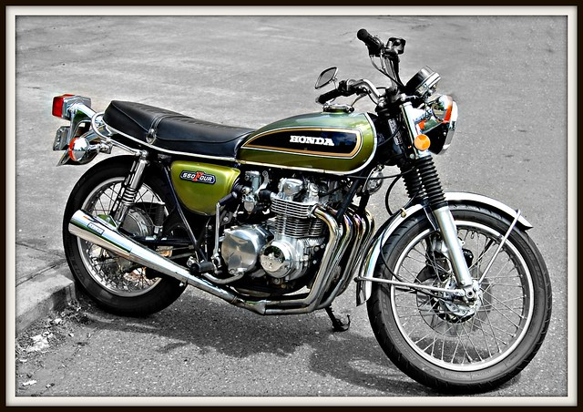 honda 550 four flickr photo sharing. Black Bedroom Furniture Sets. Home Design Ideas