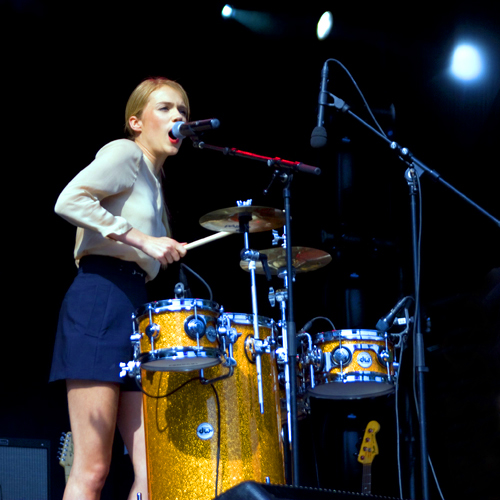 Florrie live at Oslo Live