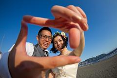 Wedding photograph - Kugenuma, Fujisawa