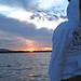 Small photo of Lac Brome - Sunset