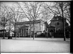 Façade du Muséum de Toulouse sur les allées