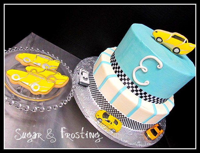 race car baby shower combo flickr photo sharing