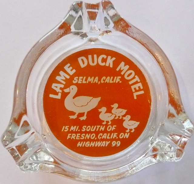 Lame Duck Motel - Selma, California U.S.A. - date unknown