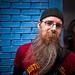 Bearded by sjmgarnier