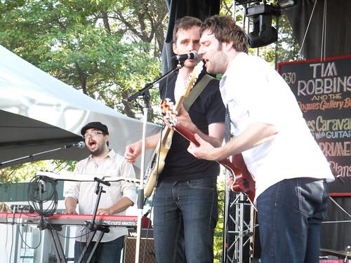 Murder Plans at Ottawa Bluesfest 2011
