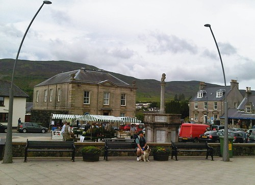 Somerled Square, Portree