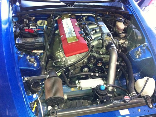 an otherwise stock s2000 engine