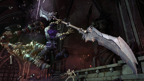 Darksiders 2 Moves and Combos Guide - How To Unlock and Trainers