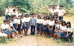 pak dasirun & kelas 3B Angkatan 1990