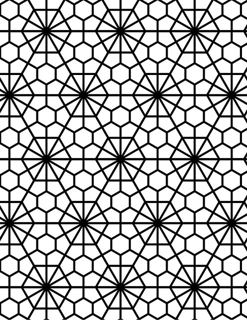 Jai Deco Geometric Pattern 115 Flickr Photo Sharing