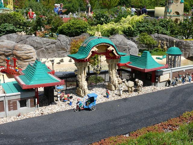 Zoologischer Garten (Elefantentor)