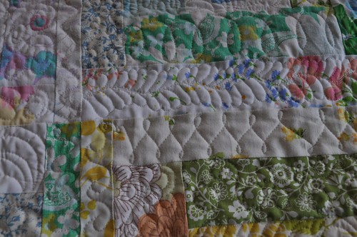 machine quilting sampler 1