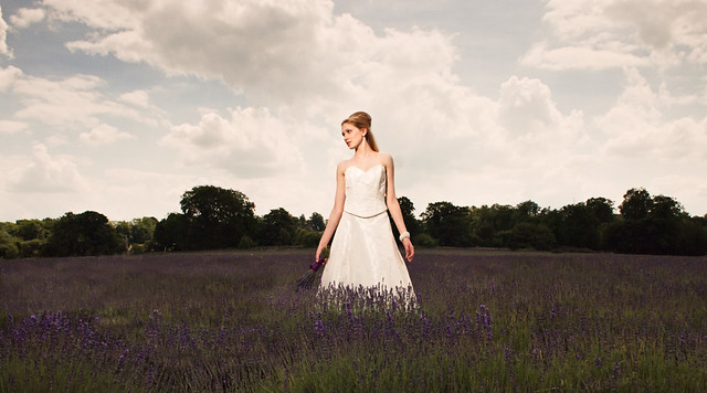 Hertfordshire wedding photography - Bridal shoot
