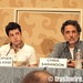 Christopher Mintz-Plasse and Chris Sarandon