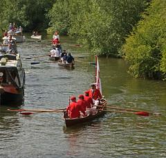 Swan Upping 2011
