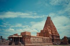 Brihadeeswarar Temple by avgstays
