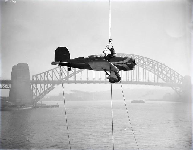 Lockheed Altair 8D Anzac 1934
