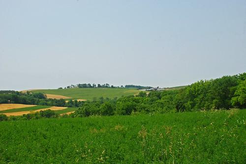 landscape farmland westernpennsylvania avella