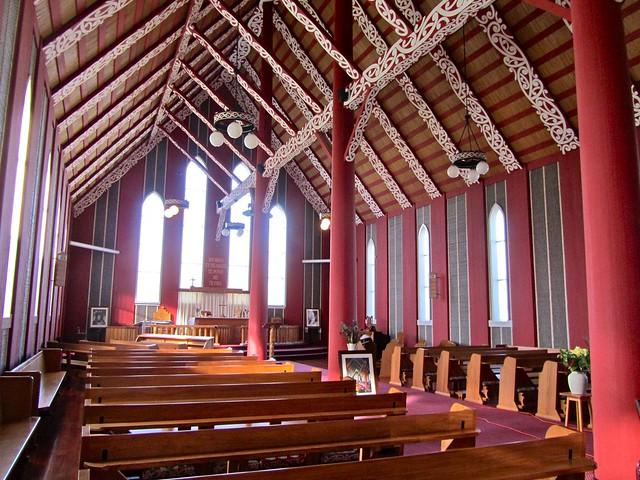 Rangiatea Church