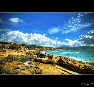 Agadir - Beach - Place for lovers :: HDR
