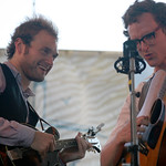 Chris Thile & Michael Daves at Newport 2011