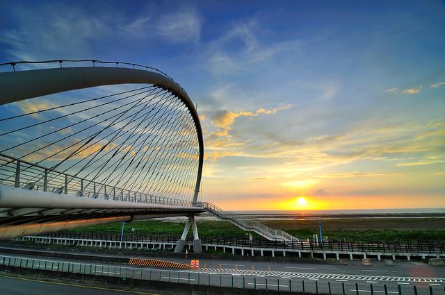 香山豎琴橋 Harp Bridge