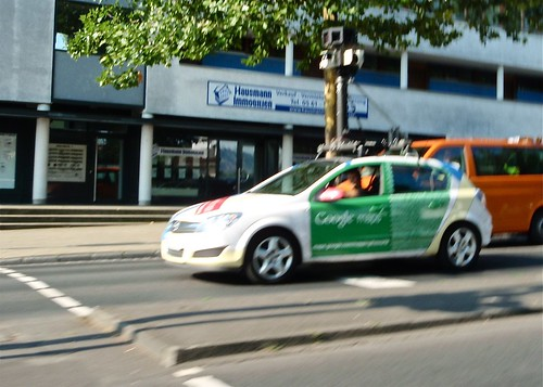 Google Maps in Kassel
