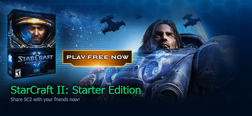 Now you can play starcraft 2 online for free for Star craft 2 free 2 play