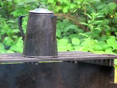 Camp Pot Closeup