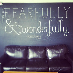 Fearfully & wonderfully