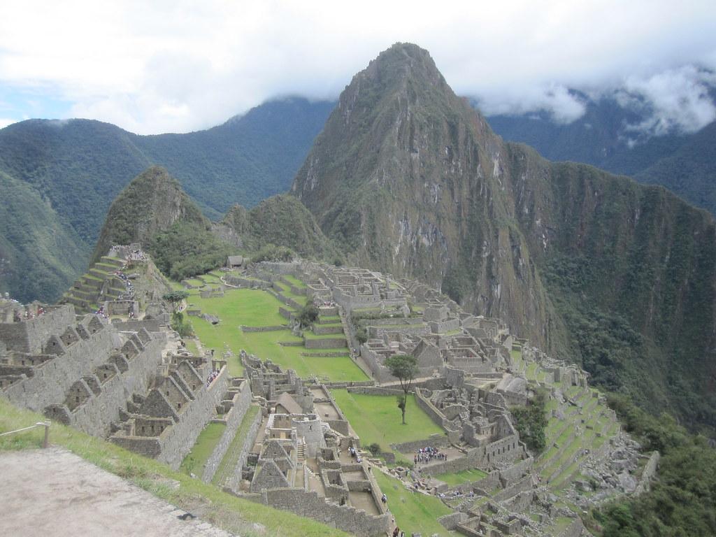 Machu Picchu Peru View II