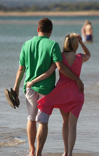 Wonderful West Wittering - June 2011 - Happy Couple