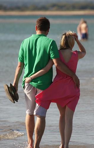 Wonderful West Wittering - June 2011 - Happy Couple