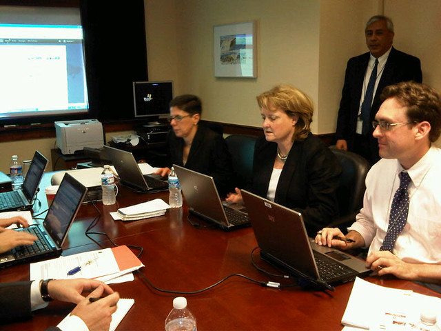 "Under Secretary McHale Participates in the State Department's First Global ""Twitter Q&A"""