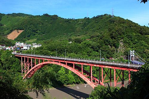 Z882北橫羅浮橋-北橫復興橋