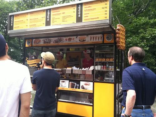 Gourmet Waffle Truck