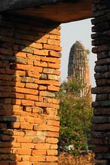 Ayutthaya : Wat Phra Si Sanphet